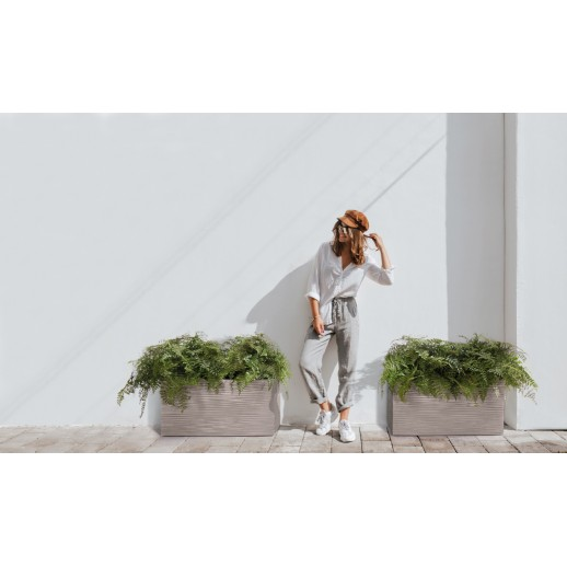 Nicoli lovelis Elegance Cassetta 80 pelenų spalvos