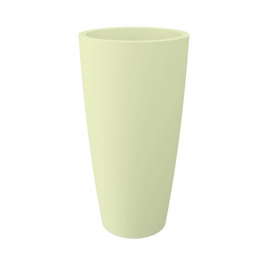 Nicoli vazonas su išimamu konteineriu Style 36, kreminės spalvos