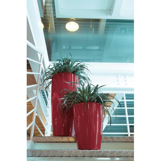 Nicoli vazonas Talos Gloss 43 raudonos spalvos