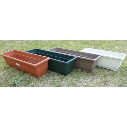 Marchioro lovelis su rezervuaru TORA R 60 smiltainio spalvos